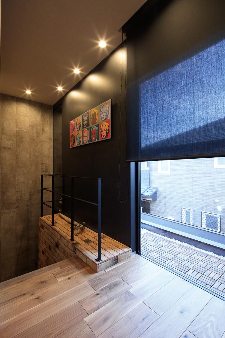 SIBUSAWA STYLE CONCEPT HOUSE 2Fホール