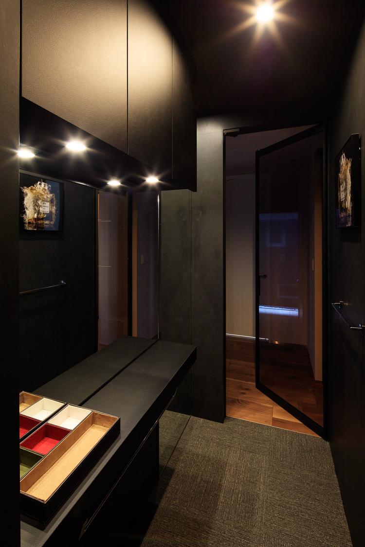 SIBUSAWA STYLE CONCEPT HOUSE ベッドルーム